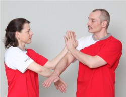 Lady-Sifu Petra & Sifu Frank Schäfer