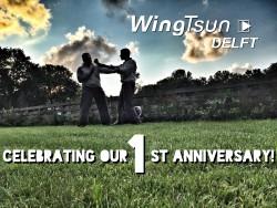 WingTsun Delft 1 jaar