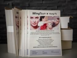 WT Delft flyers